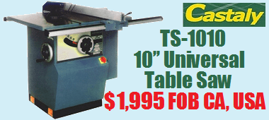 ts 1010 Universal Table Saw Price