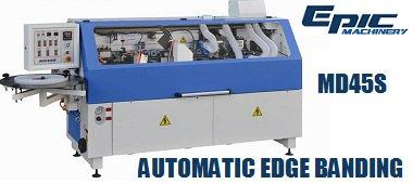 Automatic Edge Banding Machine MD45S