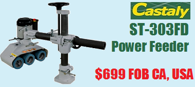 ST 303FD Power Feeder