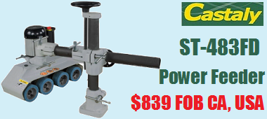 ST 483FD Power Feeder