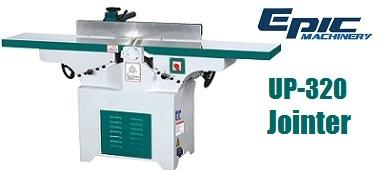 UP 320 Jointer