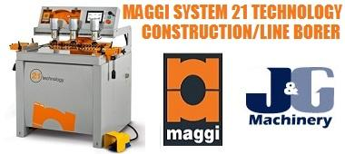 maggi SYSTEM21 JG Machinery