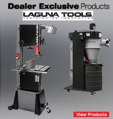 dealer exclusive laguna Tools