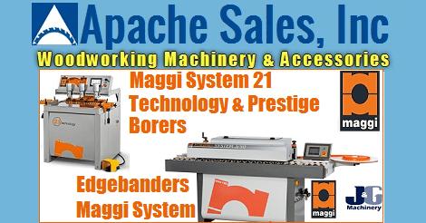 Brands Apache Sales Inc